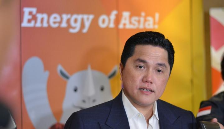 Foto Berita Wah, Erick Thohir Minta Jaminan Energi dan Telekomunikasi ke BUMN