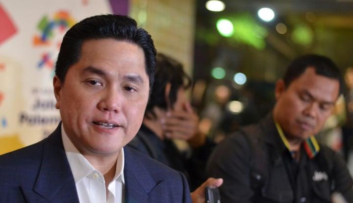 Erick Thohir Tegas: Pimpinan BUMN Harus Berintegritas, Jangan Jadi Gurita. . . . - Warta Ekonomi