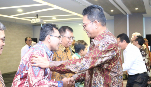 Foto Holding PTPN III Rombak Jajaran Direksi