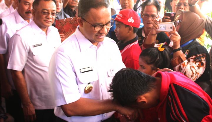 Foto Berita Anies Ajak Warga Jakarta Ikuti Uji Emisi Gratis
