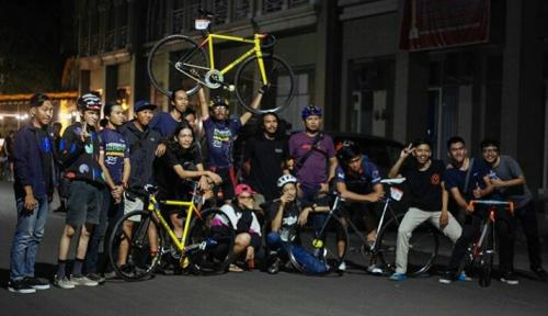 Foto Jadi Alternatif Ekspedisi, Bike Messenger Jangkau Lebih Luas Wilayah Indonesia