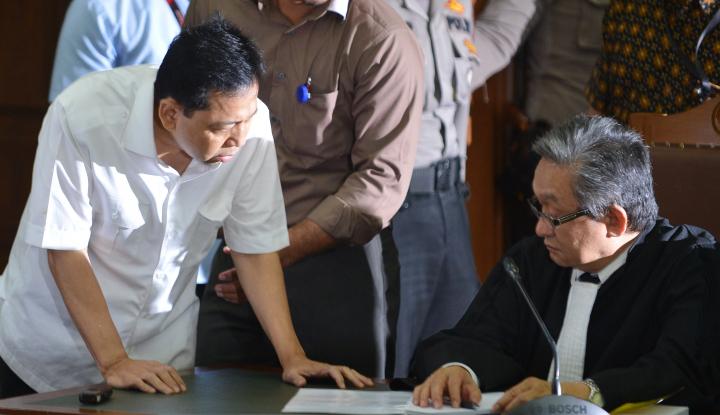 Foto Berita 4 Januari Hasil Putusan Sela Kasus Novanto Dibacakan