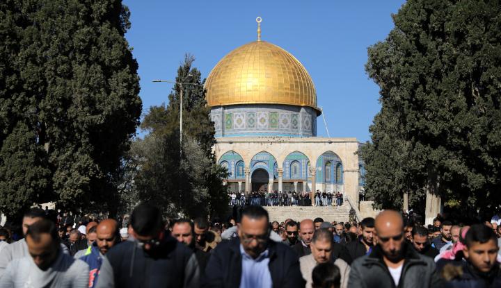 Tak Gentar Melawan Israel, Indonesia Lantang Sebut Berdiri di Belakang Palestina
