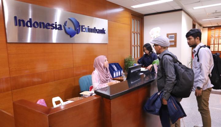 Foto Berita Indonesia Eximbank Salurkan Pembiayaan Rp96,82 Triliun di Semester Pertama
