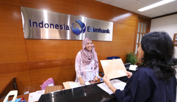 Foto Berita Obligasi Akan Jatuh Tempo, Eximbank Siapkan Dana Rp1,65 Triliun