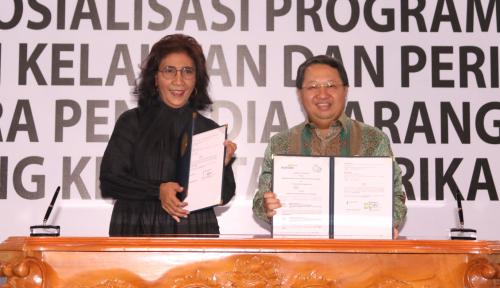 Foto KKP Sebarkan Kartu Pelaku Usaha Kelautan Nusantara