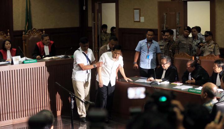 Foto Berita Ini Dia Sosok Hakim yang Disegani KPK
