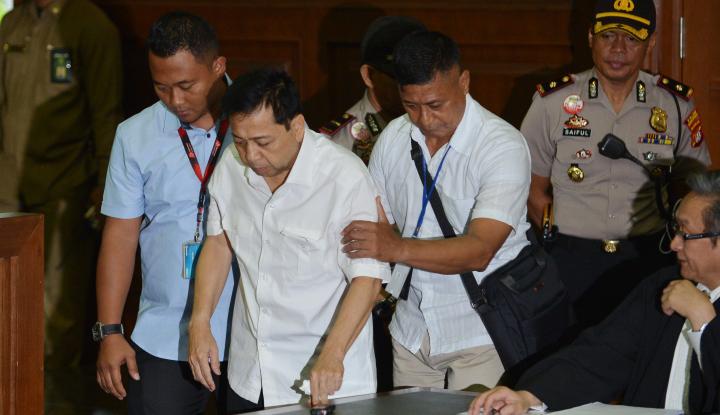 Foto Berita KPK Endus Kasus TPPU dalam Kasus Papah Nov