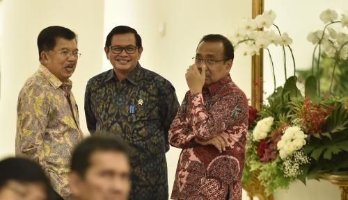 Foto Pramono Bantah Terima Jatah e-KTP