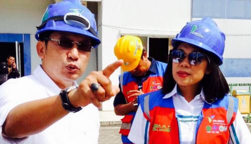 Foto Perdana, Bos Pelindo IV Tinjau Pelabuhan Parepare