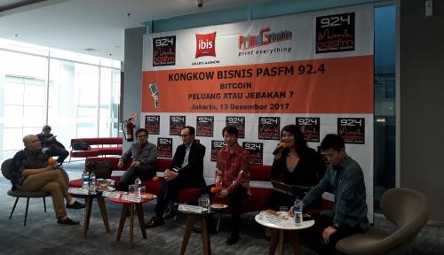 Foto CEO Bitcoin Indonesia: Tren Market Bisa Pengaruhi Masa Depan Bitcoin