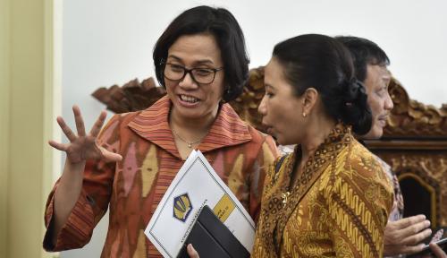 Foto Ketika Menteri Kabinet Kerja Hadiri HPN 2018 di Padang