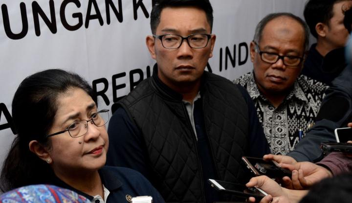 Foto Berita Bencana di Asmat, Menkes Ogah Dipersalahkan
