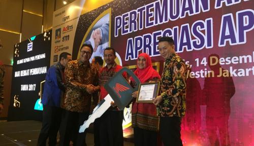 Foto WOM Finance Raih Penghargaan Maju Berkat Pembiayaan dan Beasiswa APPI
