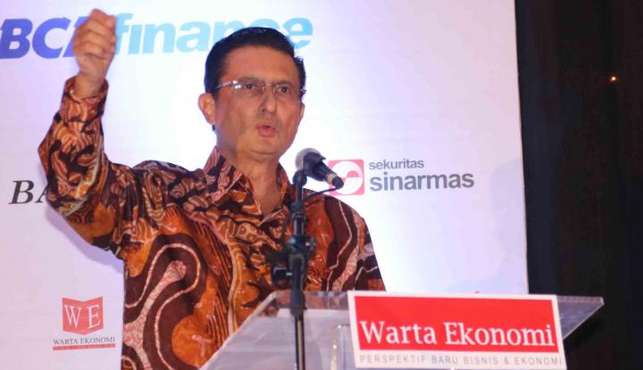 Komitmen Fadel: Memperkuat DPD Lewat Jalur MPR - Warta Ekonomi