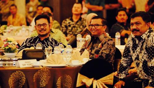 Foto Gubernur Sulsel Resmikan Rute Baru Garuda Indonesia