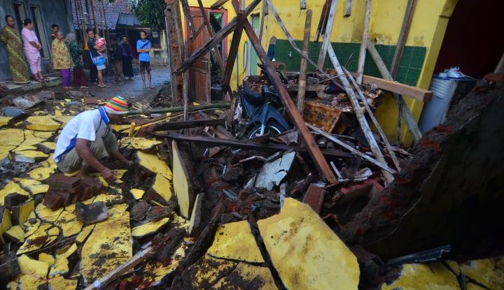 Foto Berita Warga Korban Gempa Lebak Butuh Bantuan Pangan