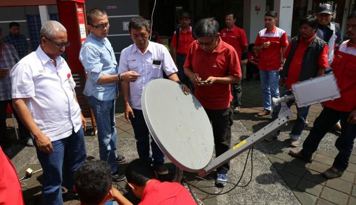 Foto Berita Serikat Pekerja BUMN Strategis Tolak RPM Penyelenggaraan Jasa Telekomunikasi