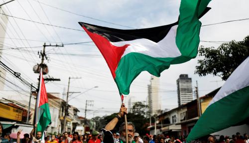 Foto Zulkifli Hasan: Rakyat Indonesia Wajib Bela Palestina