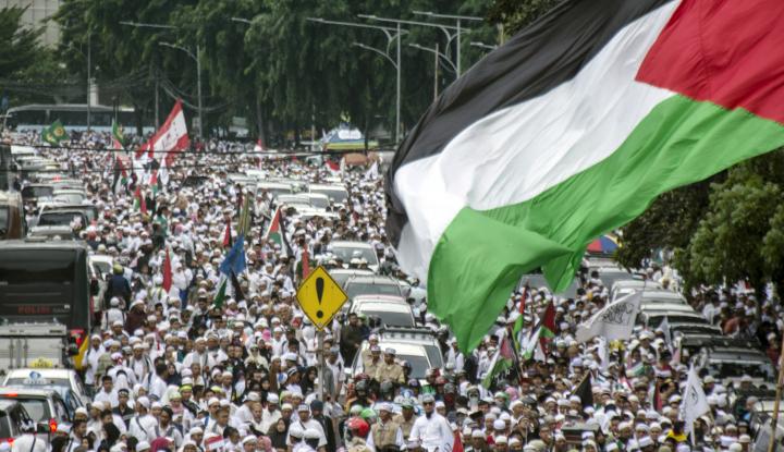 Indonesia Dukung Kemerdekaan Palestina, Wapres: Tapi Kita Tidak Bisa Kerja Sendirian - Warta Ekonomi