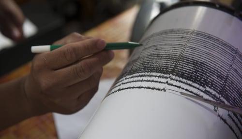 Foto Tiga Kali Gempa Dashyat Guncang Lombok