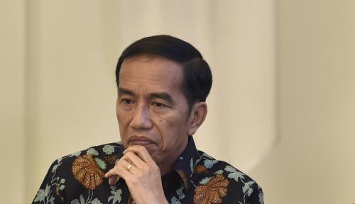 Foto Dukungan Golkar Buat Jokowi Tidur Nyenyak?