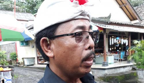 Foto Pemprov Bali: Banyak Pekerja Dirumahkan Pasca Erupsi Gunung Agung