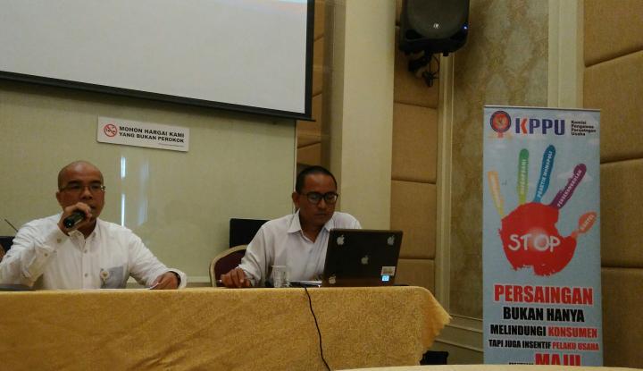 Foto Berita Hingga November 2017, KPPU Medan Terima 21 Laporan