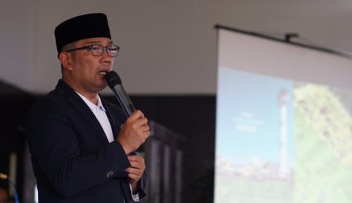 Foto Ridwan Kamil Umumkan Cawagub Jabar Rabu Besok