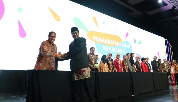 Foto Berita Kemenpar Gandeng JNE Dukung Pengembangan Pariwisata Indonesia