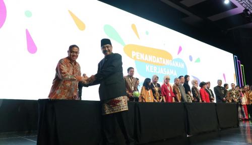 Foto Kemenpar Gandeng JNE Dukung Pengembangan Pariwisata Indonesia
