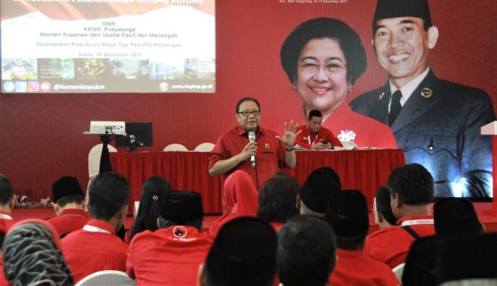 Foto Berita Menteri Puspayoga Percepat Program IUMK dan Hak Merek