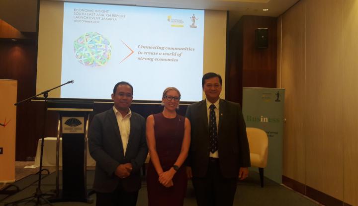 ICAEW Cari 100 Mahasiswa Terbaik di Asia Tenggara - Warta Ekonomi