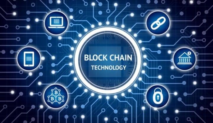 Foto Berita Sektor-Sektor Industri di Indonesia Uji Coba Teknologi Blockchain, Apa Saja?