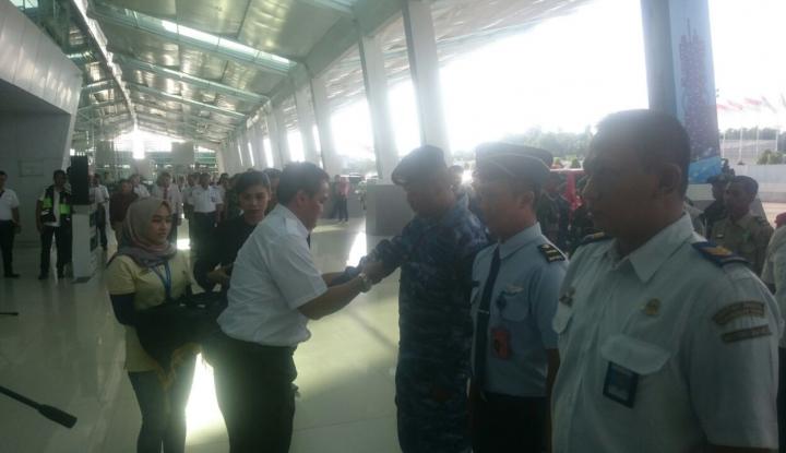 Foto Berita AP I Prediksi Penumpang Bandara Sepinggan Menurun saat Nataru