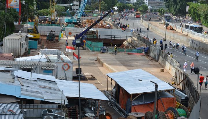 Foto Berita Asian Games 2018 Selesai, Proyek MRT Dilanjutkan