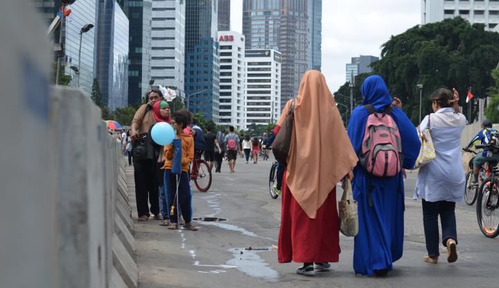 Foto Berita Penerapan Tilang Elektronik, KPK Minta Polisi Tindak Pelanggar Trotoar