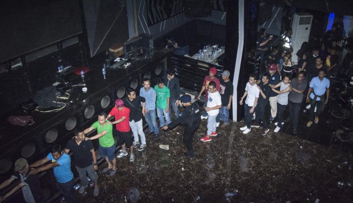 Foto Berita Pengunjung Tewas Karena Overdosis, Pemprov Periksa Diskotek Exotic