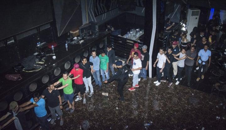 Foto Berita BNN: Tempat Hiburan Malam Jadi Sarang Peredaran Narkoba