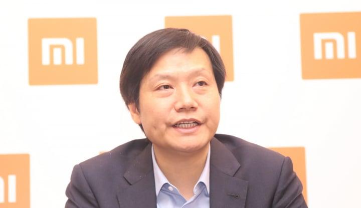 Foto Berita Ini Sosok Bos Xiaomi yang Dikenal Sebagai 'Steve Jobs' Asia