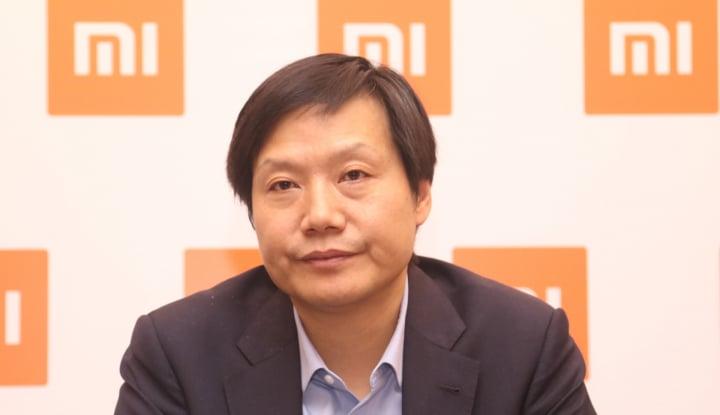 Foto Berita Ugh! Bos Xiaomi Sedih Ponselnya Dibilang 'Murah'