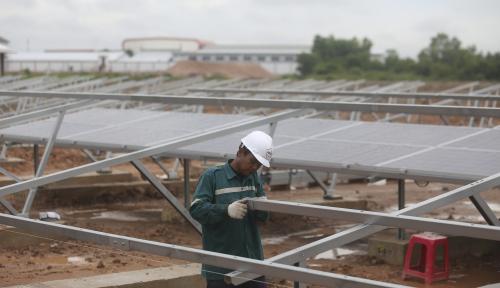Kementerian Investasi Sebut Keterlibatan Perusahaan Masdar Tingkatkan Kepercayaan Investor Global