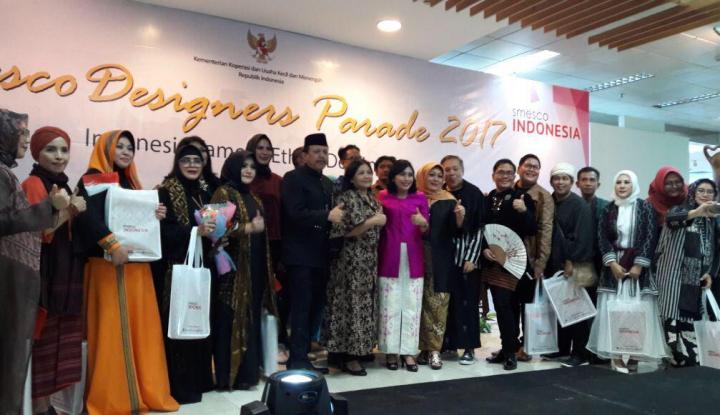 Foto Berita 31 Desainer Ternama Meriahkan Smesco Designer Parade 2017