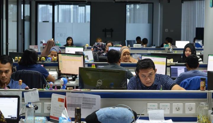 Karyawan Indonesia Diramal Cicipi Kenaikan Gaji3,7% Tahun Ini - Warta Ekonomi