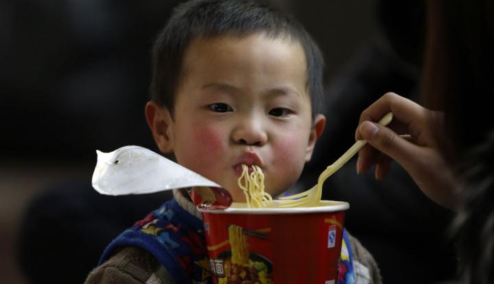 Foto Berita 4 Faktor Turunnya Penjualan Mi Instan di China