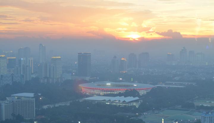 Foto Berita Kementerian PUPR Klaim Renovasi Gelora Bung Karno Selesai 100%