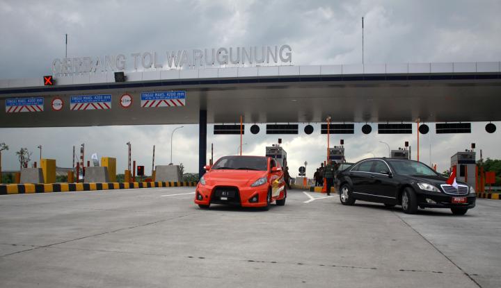 Foto Berita Tiga Seksi Terakhir Jalan Tol Surabaya–Mojokerto Resmi Beroperasi