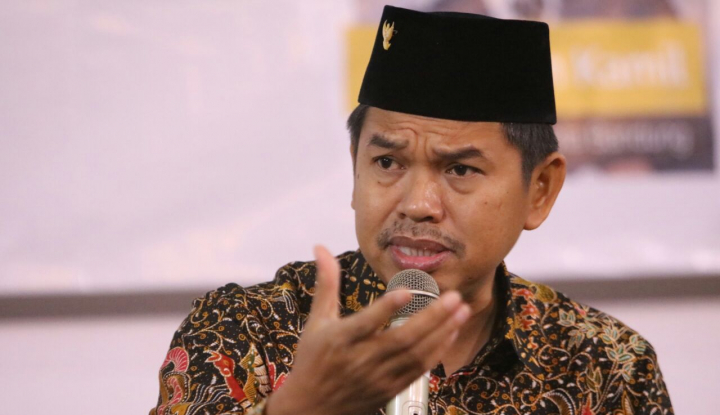 Foto Berita Dedi Mulyadi Jangan Terbuai Hasil Survei