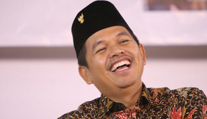 Anggota Komisi IV DPR Deddy Mulyadi Sebut Tanah Indonesia Gak Cocok Tanam Bawang Putih - Warta Ekonomi