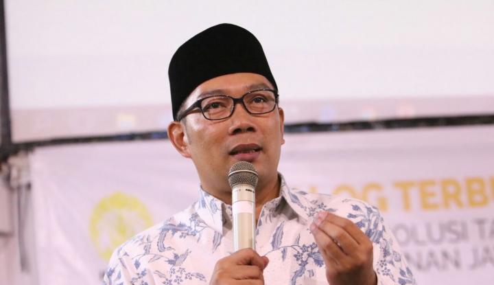 Foto Berita Soal Meikarta, Ridwan Kamil: Saya Dukung Selama Tidak Melanggar